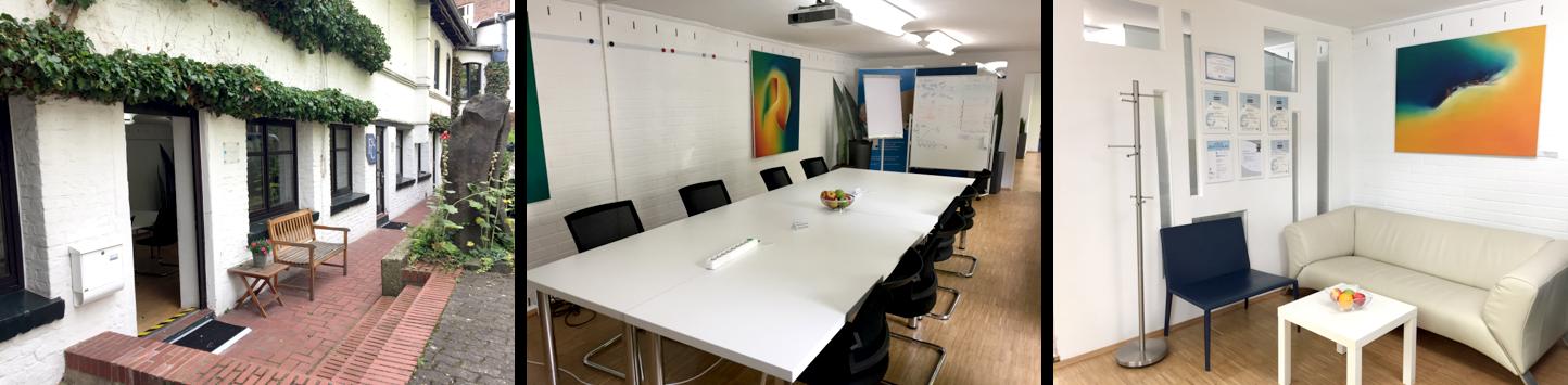 Unser Standort in Düsseldorf - PMP Vorbereitung